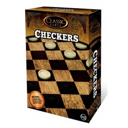 Classic Games CHECKERS