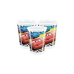 DISNEY CARS CUPS